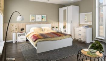 Вариации оформления спальни — полноценного места для отдыха и расслабления