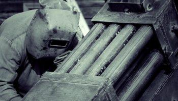 твердотопливный шахтный котел
