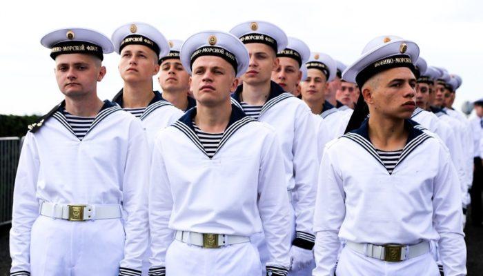 форма моряков